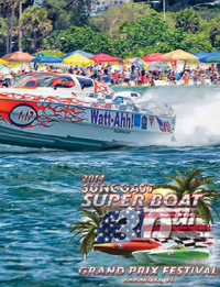 2014 Suncoast Super Boat