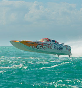 2012 Super Boat Extreme World Championships, Key West, FL.