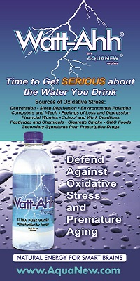 Get Serious About the Water You Drink