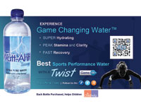 Experience Game Changing Water™